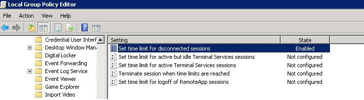 disconnected windows user_8