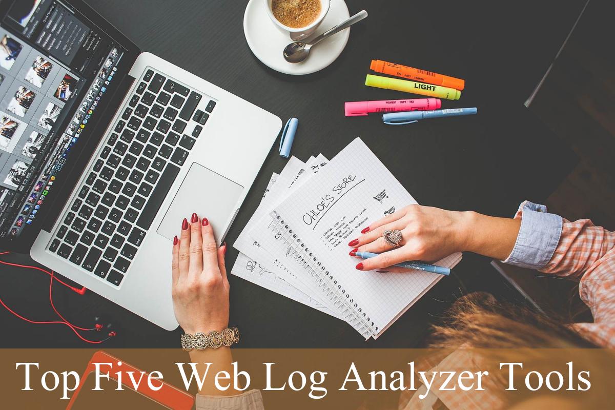 top five web log analyzers