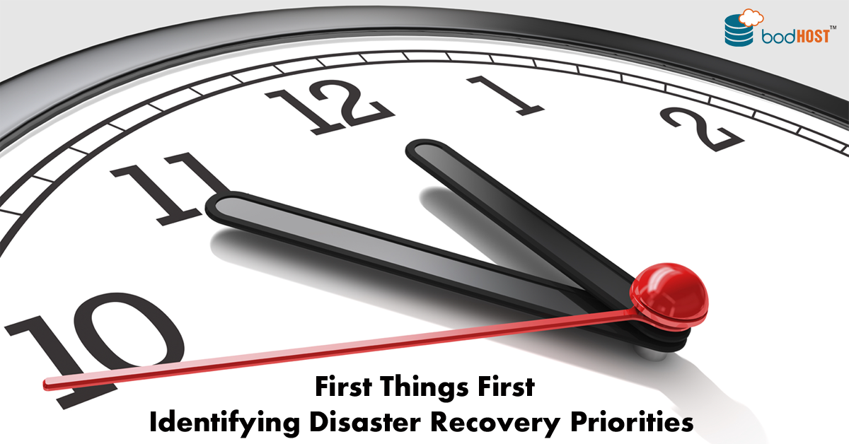 Business Disaster Recovery Plan