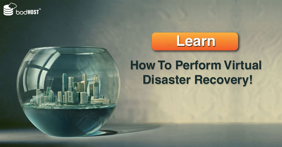 Virtual Disaster Recovery