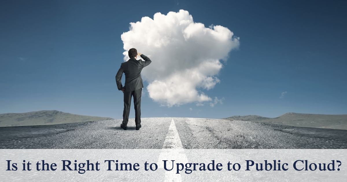 Upgrade to Public Cloud
