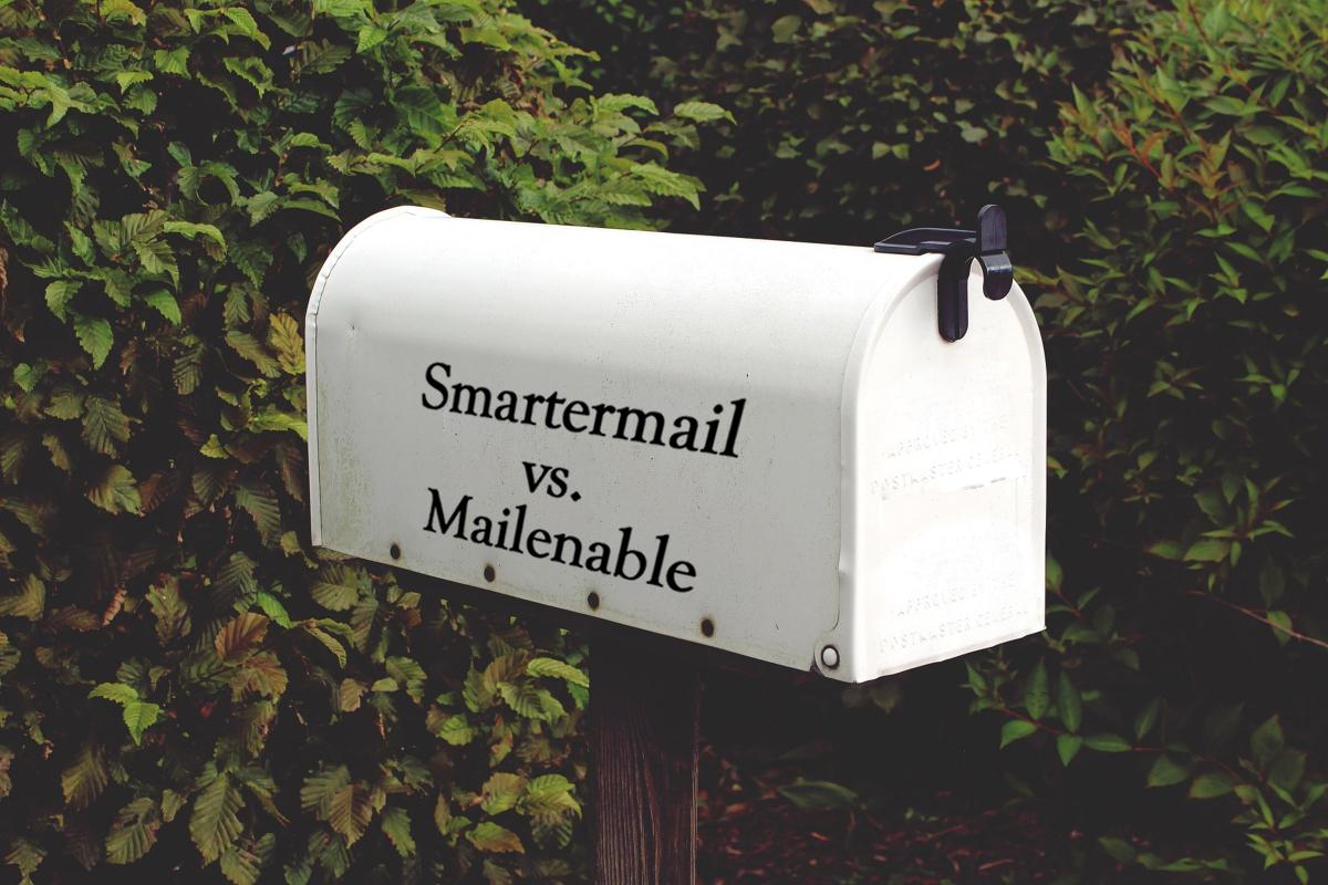 Smartermail vs. Mailenable